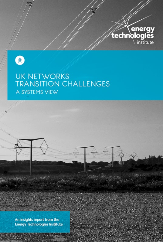 Network Transitions Cover Image