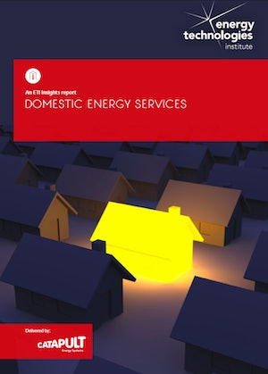 Ssh Domestic Energy Services Front Cover
