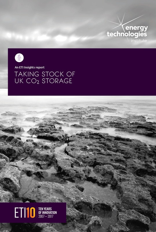 Eti Taking Stock Of Uk Co2 Storage Cover