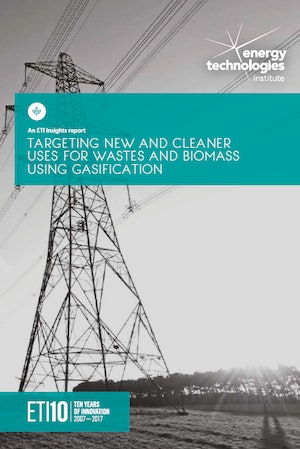 Waste Gasification Cover Image