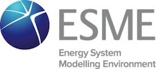 Modelling Low-Carbon Energy System Designs with the ETI ESME Model