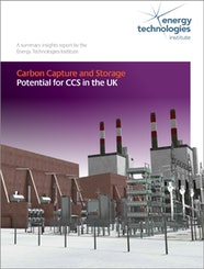 CCS - Potential for CCS in the UK