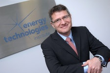 ETI's Head of Economic Strategy George Day presents at the British Institute of Energy Economics academic conference