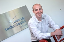 ETI's Strategy Manager Liam Lidstone presents 'Energy Provision for Low Carbon Vehicles'