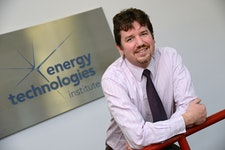 ETI's Partnerships Manager Mike Colechin presents 'Transitions to a Low Carbon Energy System'