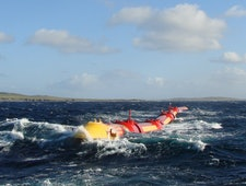 ETI project boosts power capture of Pelamis wave device