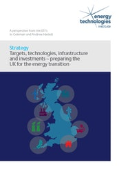 The next decade is critical if the UK is to have an affordable, low carbon energy system by 2050