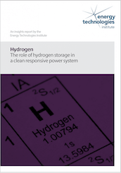 Storing hydrogen underground in salt caverns and converting it into a reliable, affordable, flexible power source could help meet future UK peak energy demands, according to the ETI
