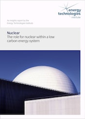 The role for nuclear within a low carbon energy system