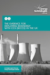 The evidence for deploying bioenergy with CCS (BECCS) in the UK