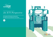 An ETI Perspective - Increasing UK biomass production through more productive use of land