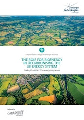 ETI recommends increased biomass production and the development of BECCS to cost-effectively decarbonise the UK energy system