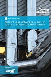 New ETI report highlights how the capital costs of UK heat networks could be reduced by 30-40%