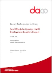 DAS Summary Report - SMR Deployment Enablers