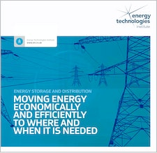 Energy Storage and Distribution Brochure