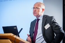 ETI's CEO David Clarke presented 'Heat and Energy Systems'