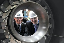 Ed Davey announces new £20 million ETI project to develop and demonstrate advanced carbon capture technology for gas-fired power stations