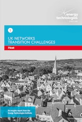 UK Networks Transition Challenges - Heat