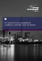 Innovation Learnings - Carbon Capture and Storage