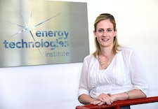 ETI Energy Policy Analyst Laura Morris presents to Warwick Business School