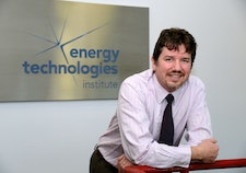 ETI's Partnerships Manager Mike Colechin presents 'Transitioning to a Low Carbon Energy System'