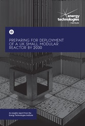 Preparing for deployment of a UK small modular reactor by 2030