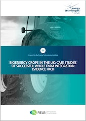 Bioenergy crops in the UK: Case studies on successful whole farm integration evidence pack