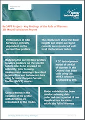 ReDAPT Project - Key Findings