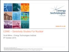 Nuclear Sensitivity Study