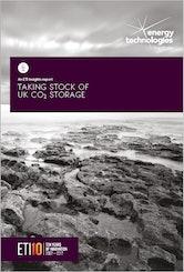 Taking Stock of UK CO2 Storage
